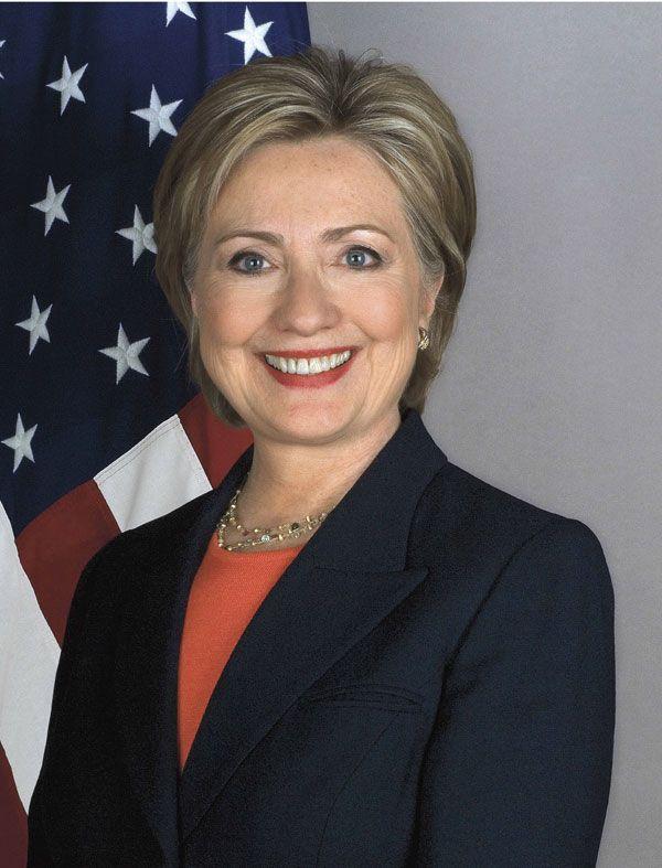 Hillary Reaches India
