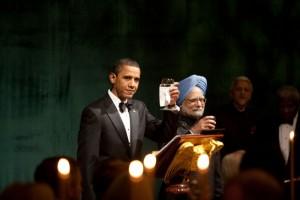 Obama Irks Indian Politicians