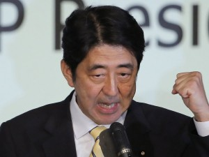 Japan's LDP sweeps to power