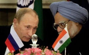 Delhi gang rape protests shadow Putin's India visit
