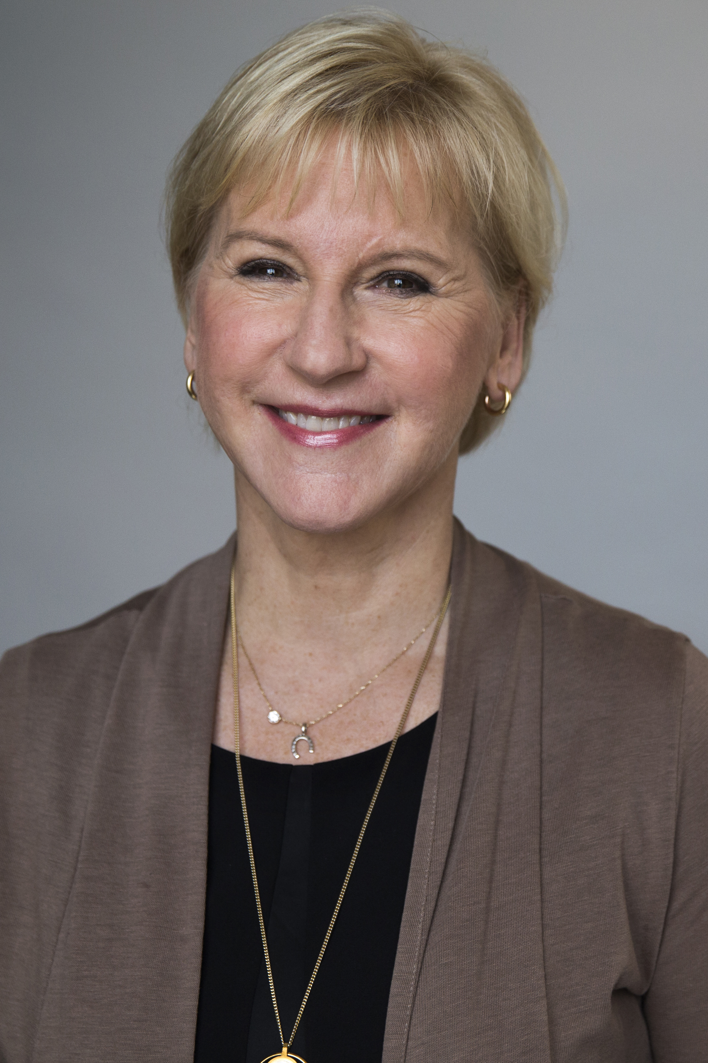 Margot Wallström, Swedish Minister for Foreign Affairs