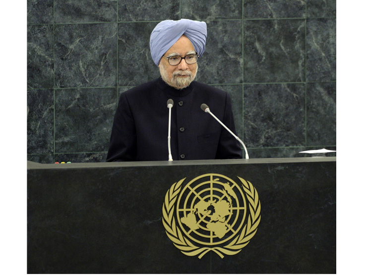 Manmohan Singh's speech at the 68th UN General Assembly