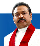 Rajapaksa seeks third term as Sri Lankan president