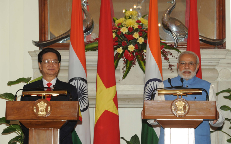 India to supply naval vessels to Vietnam